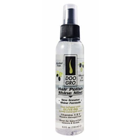 DOO GRO HAIR POLISH SHINE MIST 4.5 OZ