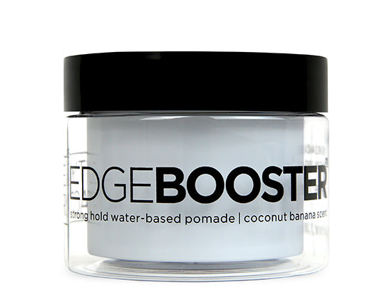 EDGE BOOSTER Strong Hold Water-based Pomade 3.38 oz