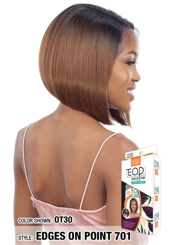 Lace Front Wig – EDGES ON POINT 701  $49.99