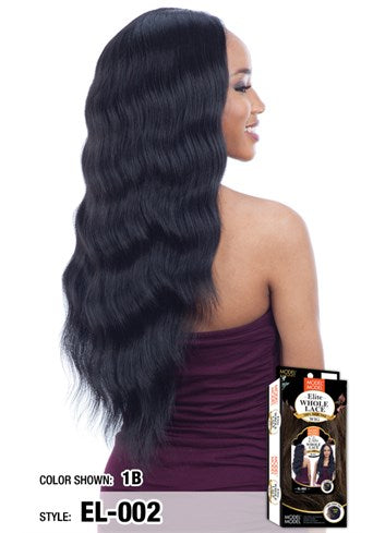 Elite Whole Lace Wig – EL 002
