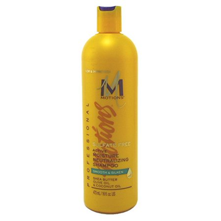MOTIONS NEUTRALIZING SHAMPOO SULFATE FREE 16 OZ