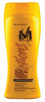 MOTIONS SHAMPOO ACTIVE MOIST LAVISH 13oz/ 16oz/ 32oz