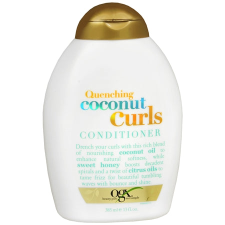 OGX COCONUT CURLS CONDITIONER 13 OZ