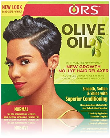 ORS Olive Oil Relaxer Kit Normal / Extra Strength