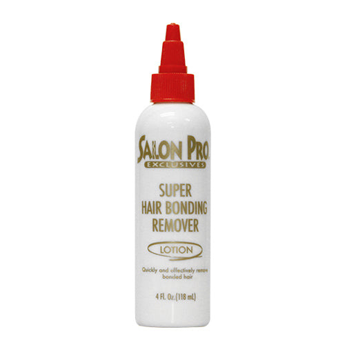 Salon Pro Hair Bond Remover Lotion  2 oz/ 4 oz