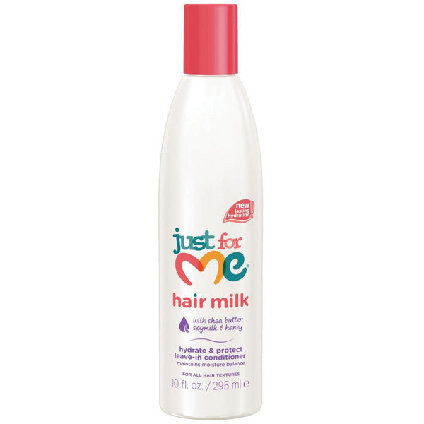 Just For Me Hair Milk Hydrate and Protect Leave-In Conditioner