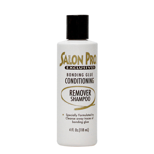 Salon Pro Exclusive Bonding Glue Remover Shampoo w/ Conditioner   4 oz/ 12 oz