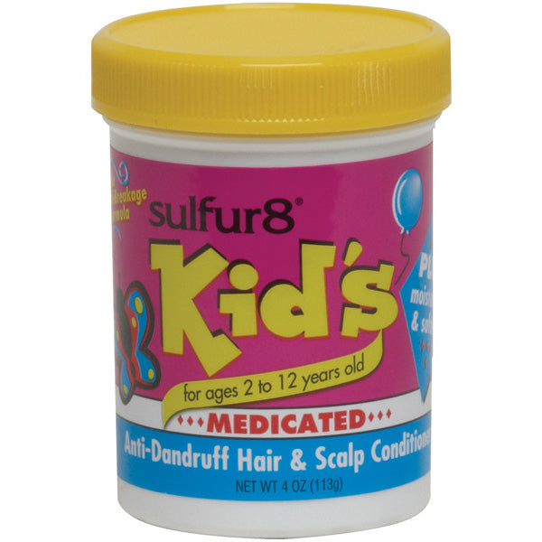 Sulfur 8 Kids Hair & Scalp Conditioner