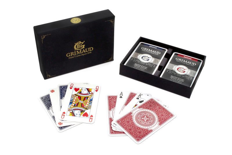 Coffret bridge Grimaud - Expert
