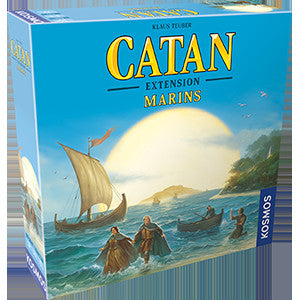 Catan extension - Marins
