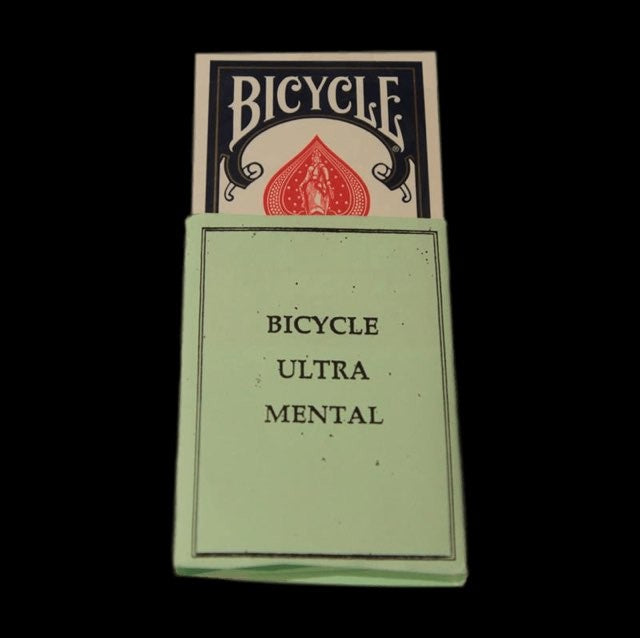 Bicycle magie - ULTRA MENTAL
