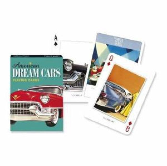 Cartes Dream cars