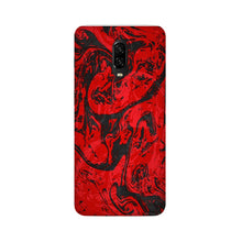 Load image into Gallery viewer, Red Marble Abstract Design Mobile Cover
