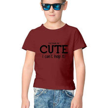 Load image into Gallery viewer, Cute Kids Half Sleeve T-Shirt