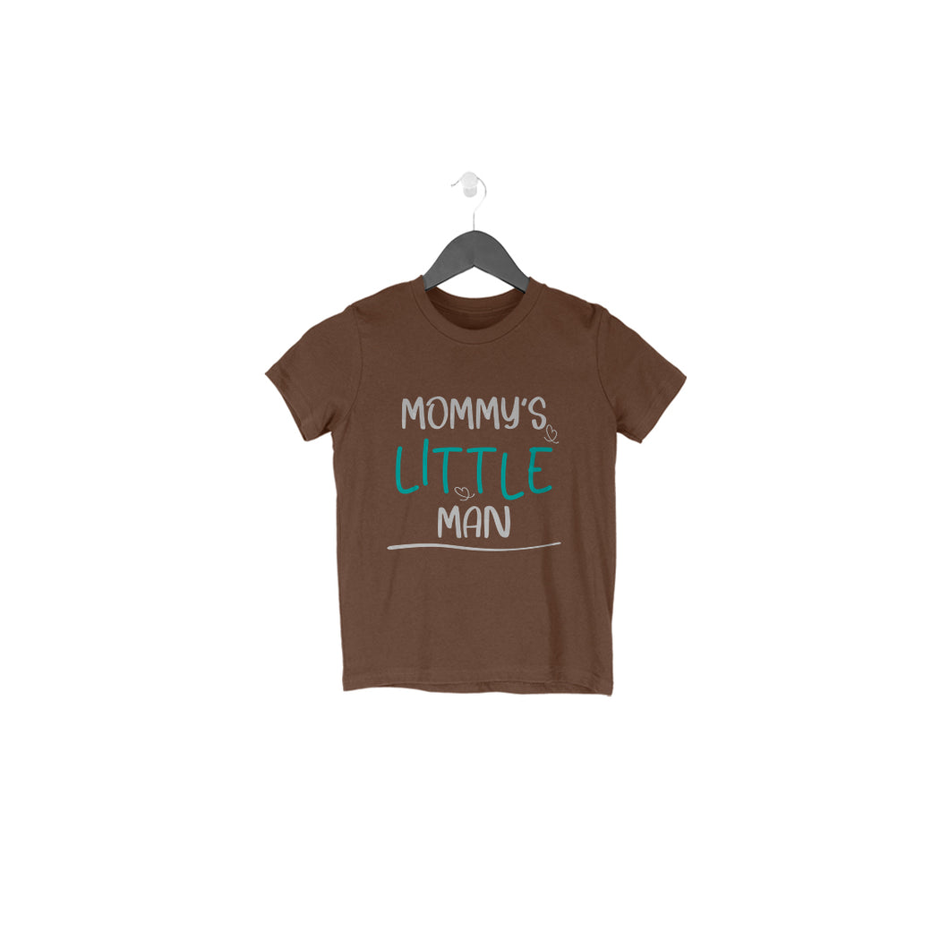 Little Man Toddlers Half Sleeve T-Shirt