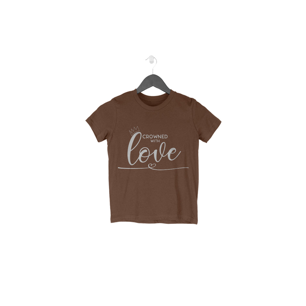 Love Toddlers Half Sleeve T-Shirt
