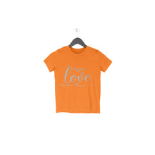 Load image into Gallery viewer, Love Toddlers Half Sleeve T-Shirt