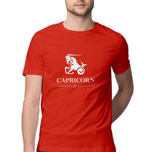 Load image into Gallery viewer, Capricorn Zodiac Sign Half Sleeve Men's T-Shirt
