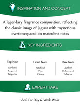 Load image into Gallery viewer, Jaguar Green for Men, 100 ml