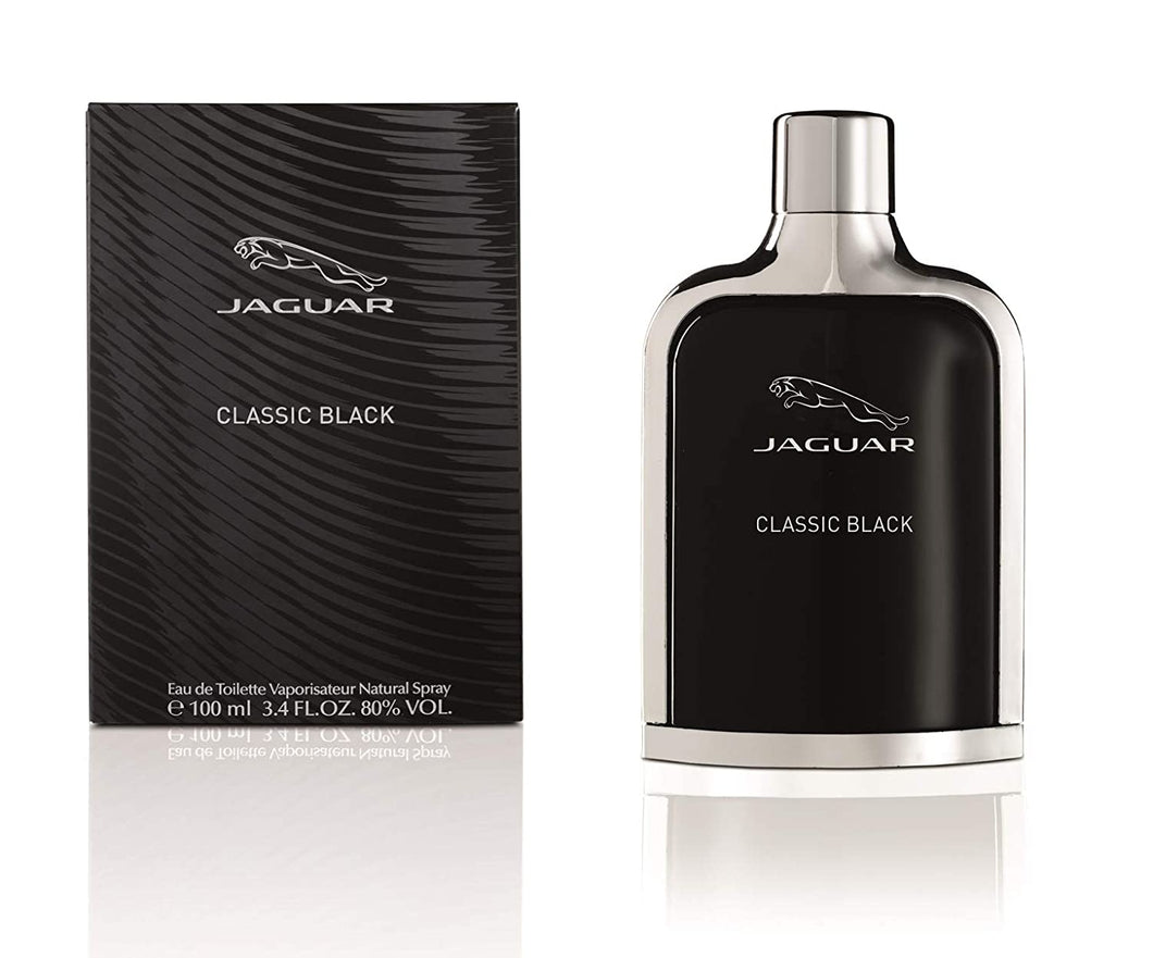 Jaguar Classic Black For Men, EDT, 100 ml