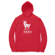 Load image into Gallery viewer, Aries Zodiac Sign Hoodie Sweatshirt