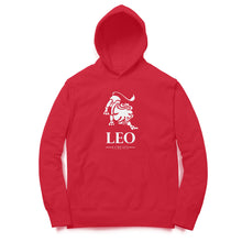 Load image into Gallery viewer, Leo Zodiac Sign Hoodie Sweatshirt