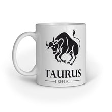 Load image into Gallery viewer, Taurus Zodiac Sign Mug