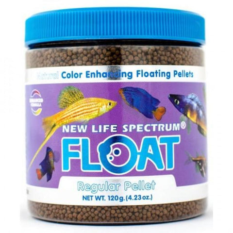 New Life Spectrum Float Regular 120g
