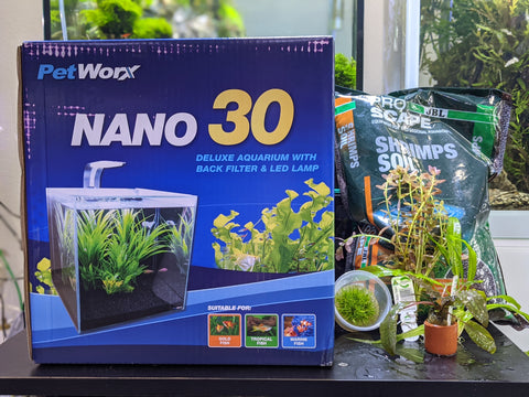 Nano Aquascaping Kit