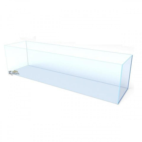 Komoda 2.5ft 'SKYCLEAR' Bookshelf Frameless Tank