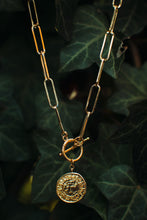 Load image into Gallery viewer, The Zeus Gold Filled Necklace