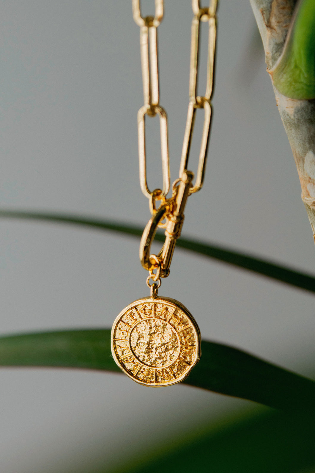 The Zeus Gold Filled Necklace