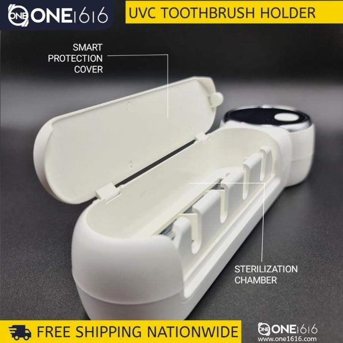 UVC Toothbrush Holder Sterilizer