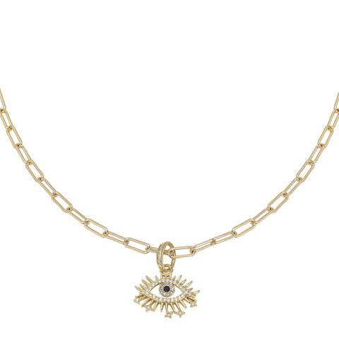 house_of_desh_necklace_eye_zirkonia_gold
