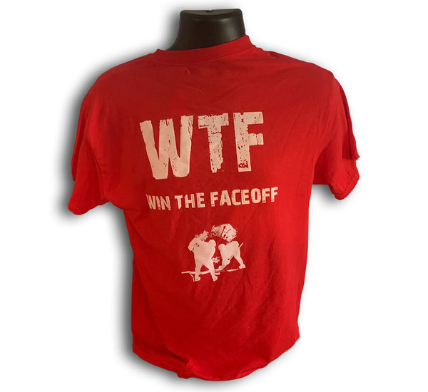 """Win The Faceoff"" Tee"