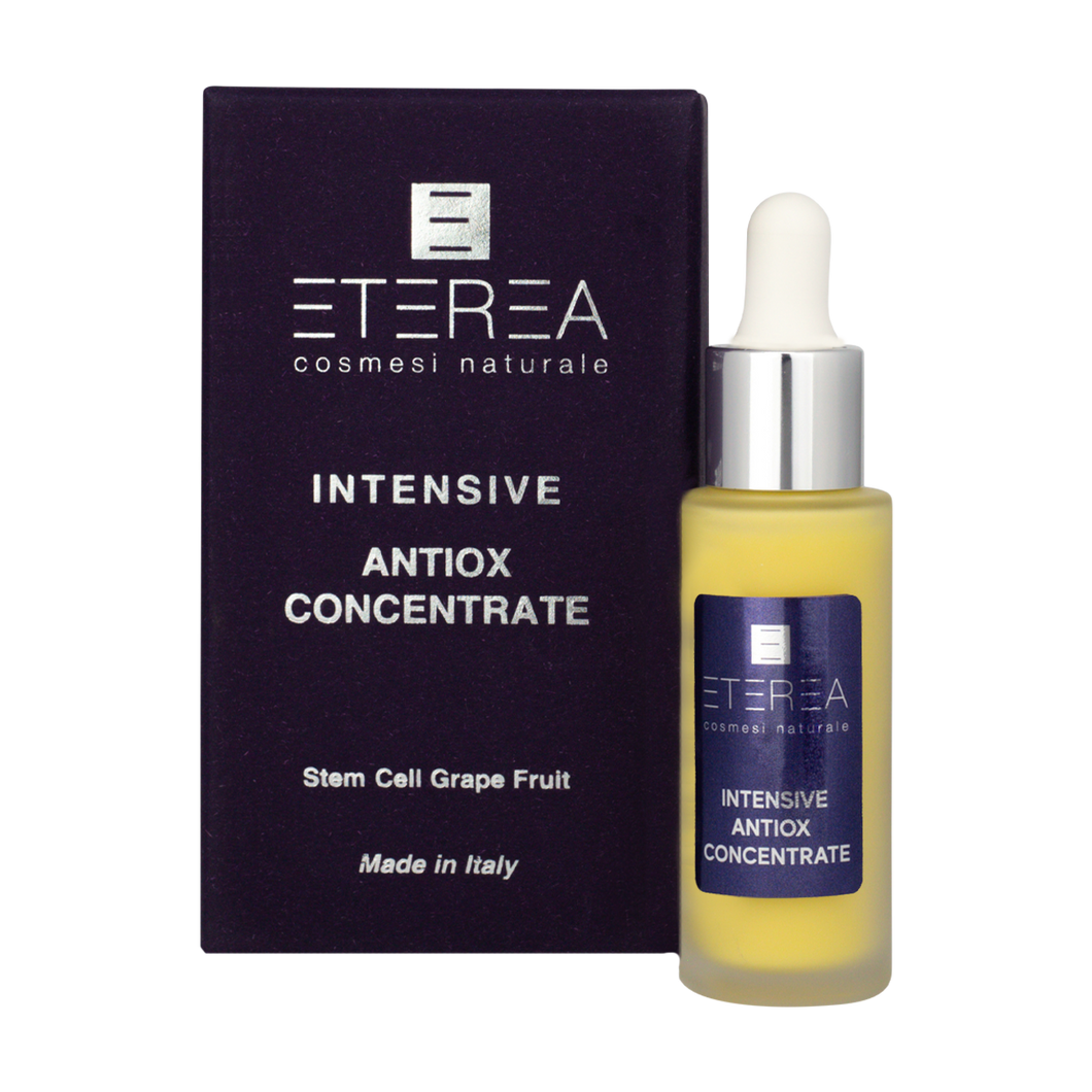 INTENSIVE ANTIOX CONCENTRATE ETEREA - Il Salone Bio