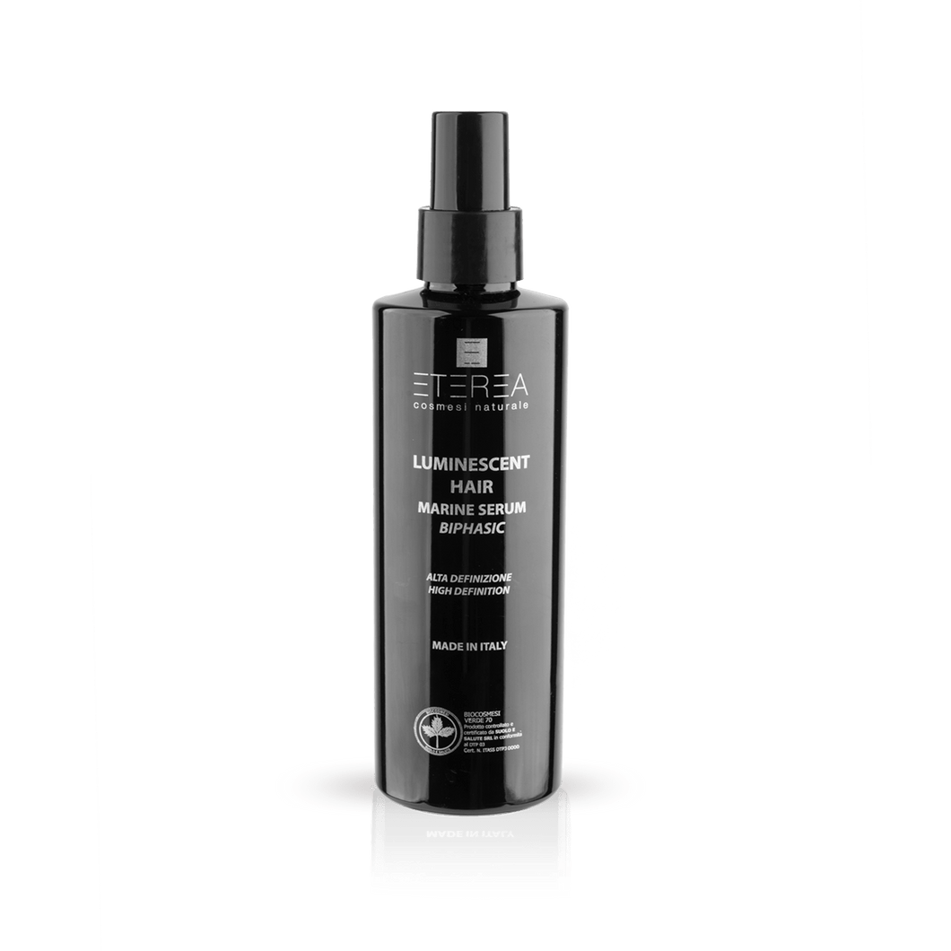 LUMINESCENT HAIR MARINE SERUM ETEREA - Il Salone Bio
