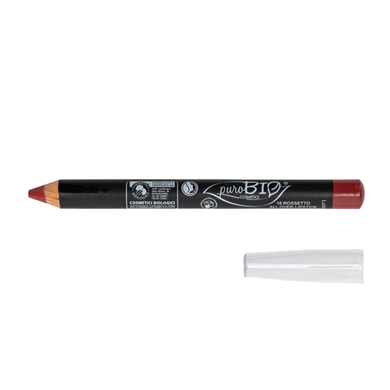 Matitone n16  Rossetto all-over PuroBio