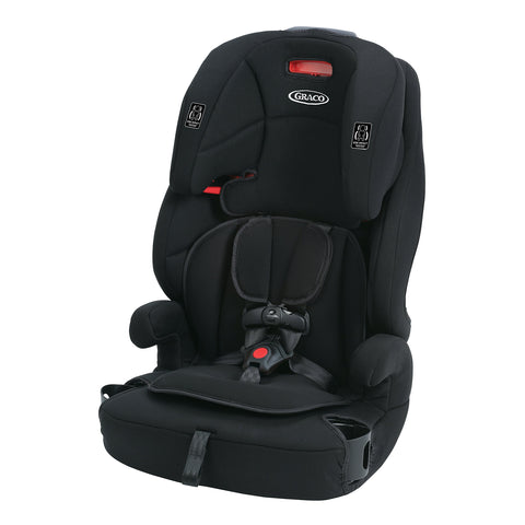 3-in-1 Booster Seat - Black