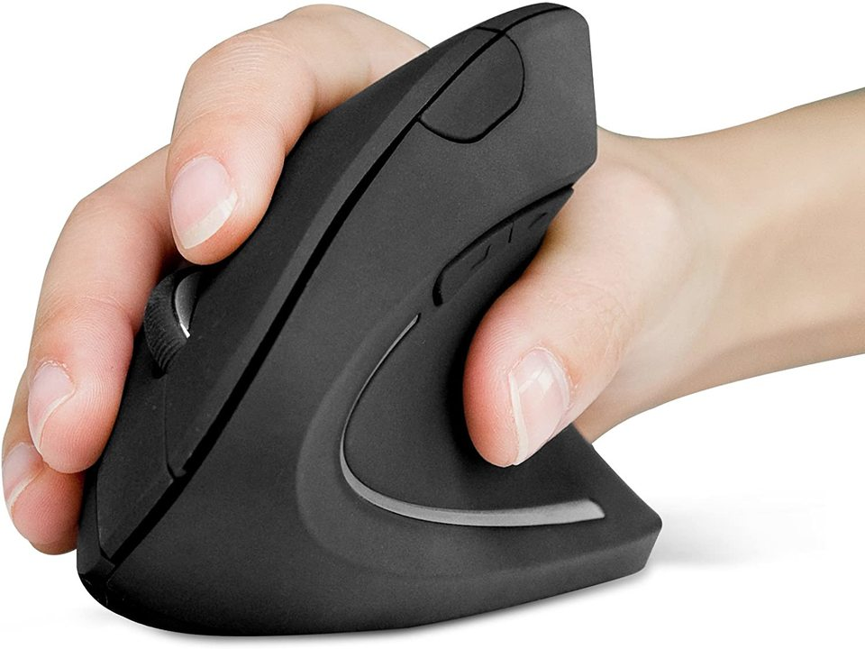 2.4 G Vertical Wireless Ergonomic Mouse