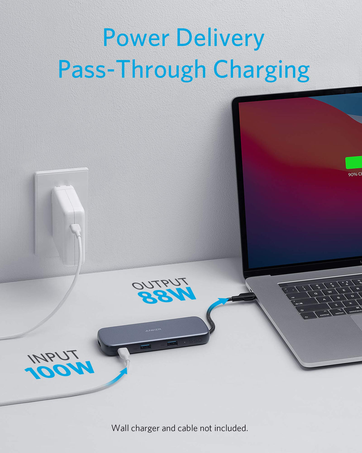 PowerExpand 4-in-1 SSD USB-C Adapter