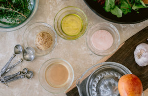 Recipe: Salad Dressing