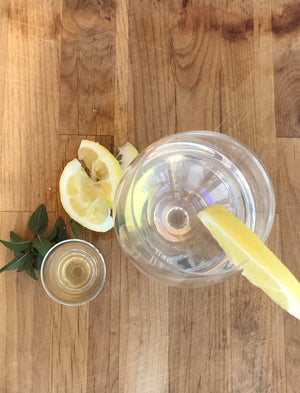 Recipes: Refreshing Sparkling Water and Shrub Soda