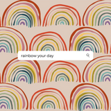 SPIELEMATTE – Rainbow Your Day