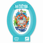 BIG TATTOO – Seemann