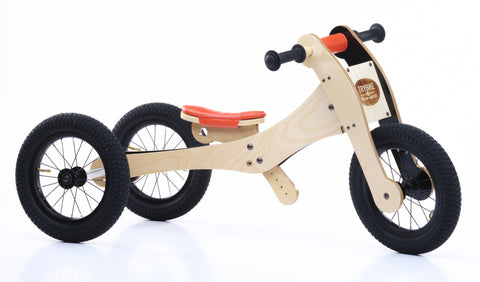TRYBIKE WOOD – ORANGE EDITION
