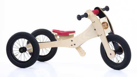 TRYBIKE WOOD – RED EDITION