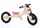 TRYBIKE WOOD – PINK EDITION