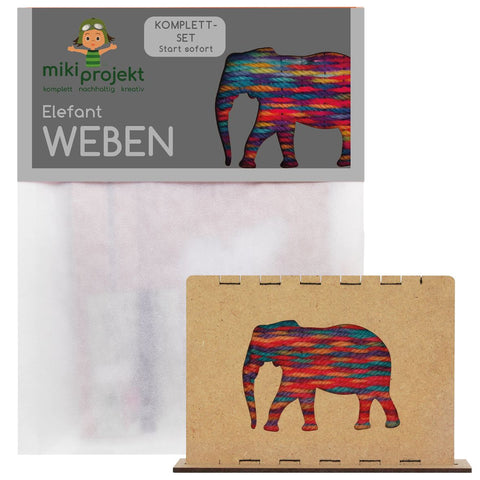 WEBSET – ELEFANT