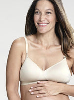 Load image into Gallery viewer, Buddy Padded Nursing Bra - Nude